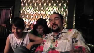Aristos Constantinou & Ustata - Thelo Ksana Na Se Do (Promo Backstage Trailer)