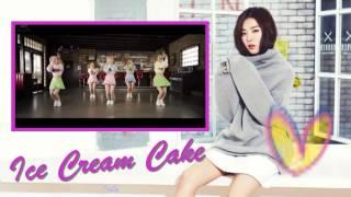 [COVER] Red Velvet (레드벨벳) - Ice Cream Cake