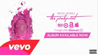 Nicki Minaj - Get On Yuor Kness (Audio) ft. Ariana Grande
