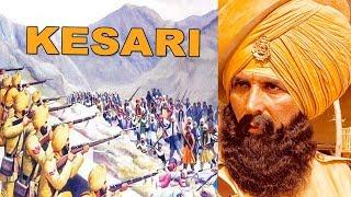 Kesari Movie Official First Look 2018   Akshay Kumar   Releasing Holi 2019