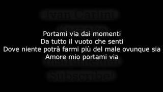 Portami Via - Fabrizio Moro (Karaoke) - Sanremo 2017