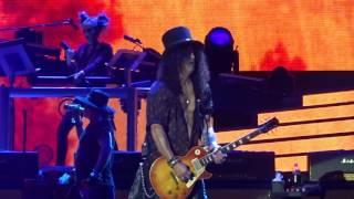 Guns N´ Roses - Don´t Cry - Prague 2017 Praha Letnany