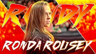 "WWE: Ronda Rousey 1st Official Theme Song ""Bad Reputation"" [iTunes Release]"