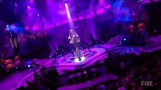 Jennifer Lopez - Que Hiciste (Live American Idol)