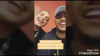 MC Davi part  Costa Gold   Ela fica Me Olhando PereraDJ e Lotto 2017