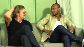 Maná + Thiaguinho - Entrevista entre os artistas
