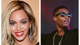 Beyoncé to make song with Wizkid, Nicki Minaj & Rihanna