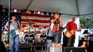 Courtesy of the Red White and Blue cover by Moonshine Junkies