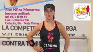 TOMA 33 PROMO STRONG BY ZUMBA, ZIN: NILZA MONARREZ
