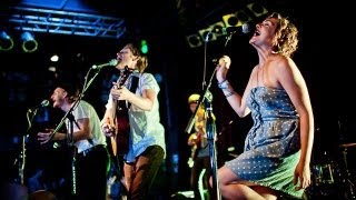 """The Lumineers - """"Flowers In Your Hair"""" Tour Video"""