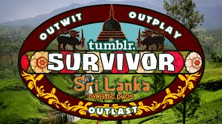 Tumblr Survivor: Sri Lanka - Dynamic Duos Intro