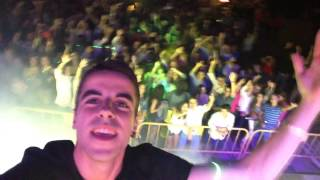 Sergio Sánchez dj & David Lopez DJ-Calzada de calatrava,Ciudad Real AGOSTO 2015
