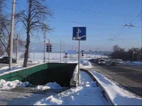 Zaporizhzhja,Ukraine,January 2010,Mix..wmv