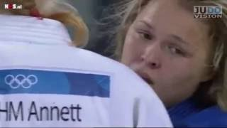 Ronda Rousey 2008 Olympics Highlights