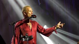 Sting, live @ Symphonica in Rosso - Every breath you take