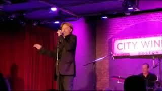 John Waite - Back On My Feet Again (The Babys) - 8/15/18 - City Winery - Boston, MA
