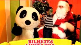 O Natal chegou ao Bairro do Panda