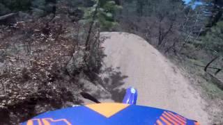 Rampart Range Hill Climb Fail