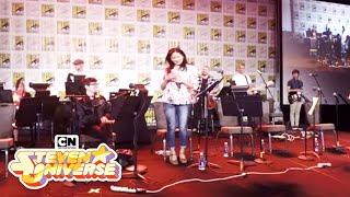"""360 Video: """"It's Over Isn't It?""""   Steven Universe   Cartoon Network"""