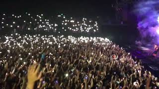 Migos - Bad and Boujee Auckland Concert Live Performance width=