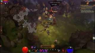 Torchlight 2 | Beta | some Berserker spells