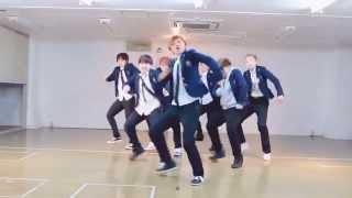 """防弾少年団(BTS) """"Boy In Luv(상남자)"""" dance cover - 防災少年団(BCS) - japanese girls"""