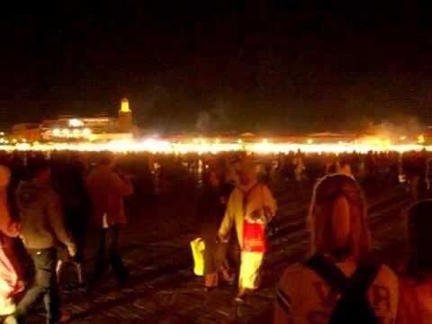 final night – Jemma el Fna (marrakech).avi