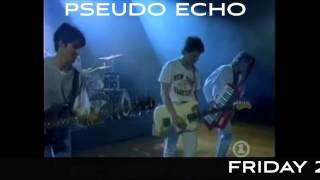Live@The Hydro   Pseudo Echo promo showreel