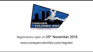 Conquer Colombo 2017