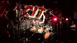 EXCITER - Feel The Knife Live at TTF Osaka,Japan 2015