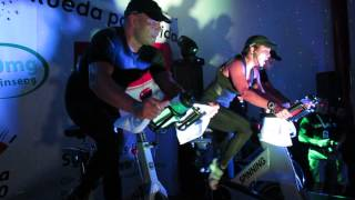TRAINING BIKE- Expovida 2013- video 1