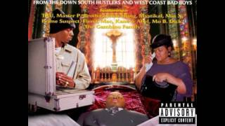 Mr. Serv-On - Hustlin'  (Ft. Mystikal & Master P) HQ