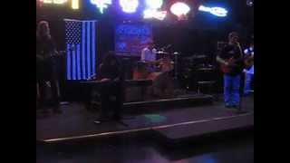 Honky Tonk Heroes performed by Damn Near Famous at The Aftershock in Klamath Falls Or. 7-19-2014
