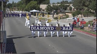Diamond Bar HS - The Loyal Legion - 2018 Duarte Route 66 Parade