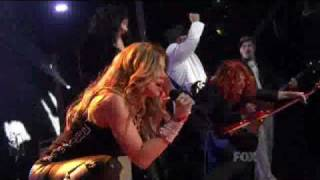 Fergie ft Heart Barracuda Idol_Gives_Back_2008