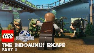 Part 1: LEGO®Jurassic World: The Indominus Escape width=