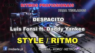 ♫ Ritmo / Style  - DESPACITO - Luis Fonsi ft. Daddy Yankee