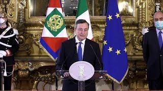 Crisi di Governo, il prof. Mario Draghi ha accettato l'incarico d... - www.canalesicilia.it