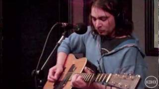 """The War on Drugs """"Comin' Through"""" Live at KDHX 3/28/11 (HD)"""