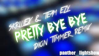 Skrillex & Team EZY - Pretty Bye Bye (Dion Timmer Remix) - panther_ Launchpad Mini Lightshow