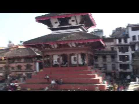 20091023150117-เดอร์บาสแควร์ในกาฐมาณฑุ nepal.mp4