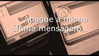 A última mensagem - LETRA - Lucas & Matheus (Música romântica)