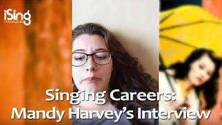 Mandy Harvey Interview Part 2
