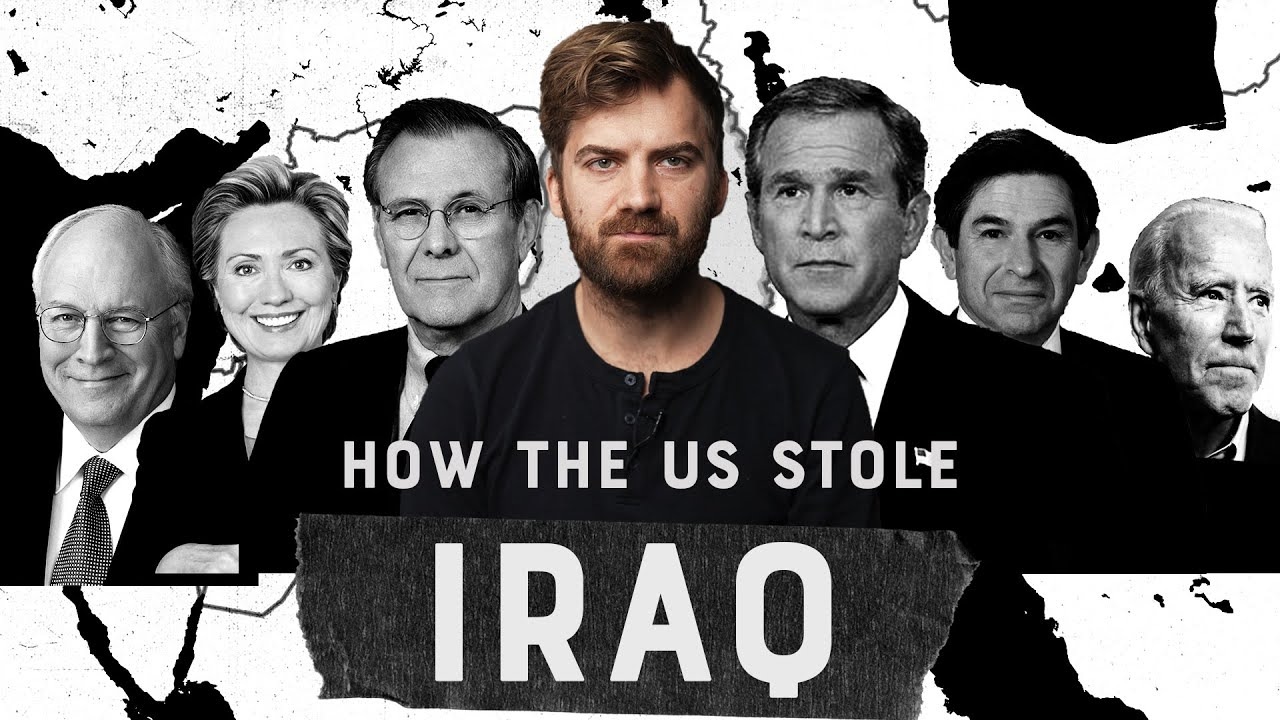 How The US Stole Iraq