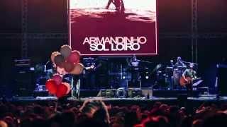 Armandinho - Azul da Cor do Mar (Ao vivo em SP)