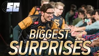 2016 Summer Split's Biggest Surprises | LoL eSports