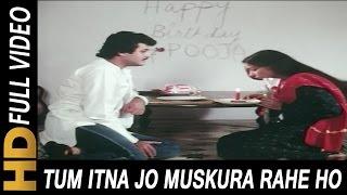 Tum Itna Jo Muskura Rahe Ho | Jagjit Singh | Arth 1983 Songs | Ghazal Song