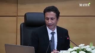 Opérationnalisation du discours du Trône : Les précisions de Mohamed Benchaaboun