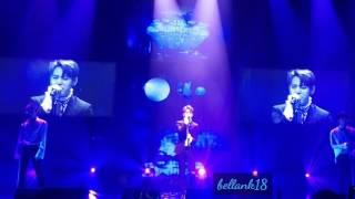 170414 B.A.P Dallas Party Baby 2017[ Fermata: Jongup, Daehyun&Youngjae]