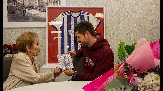 Maria Cruz y Michel, el inicio de una hermosa amistad